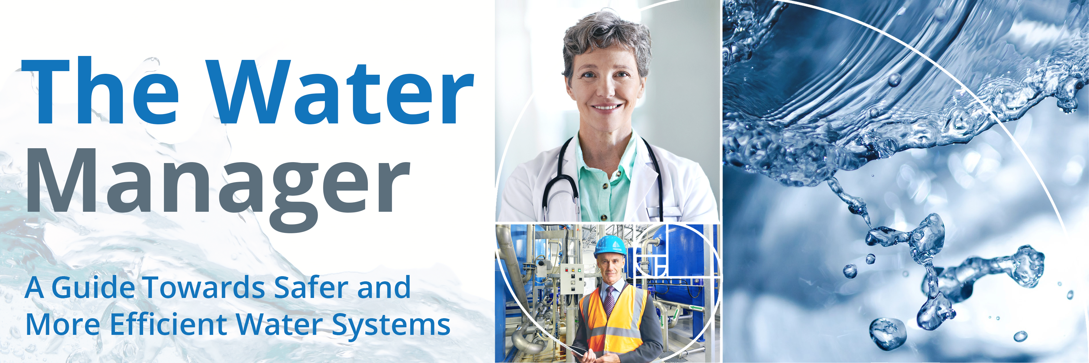 The Water Manager Banner