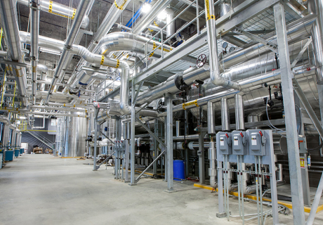 Measuring Up Strategies for Benchmarking cooling water systems