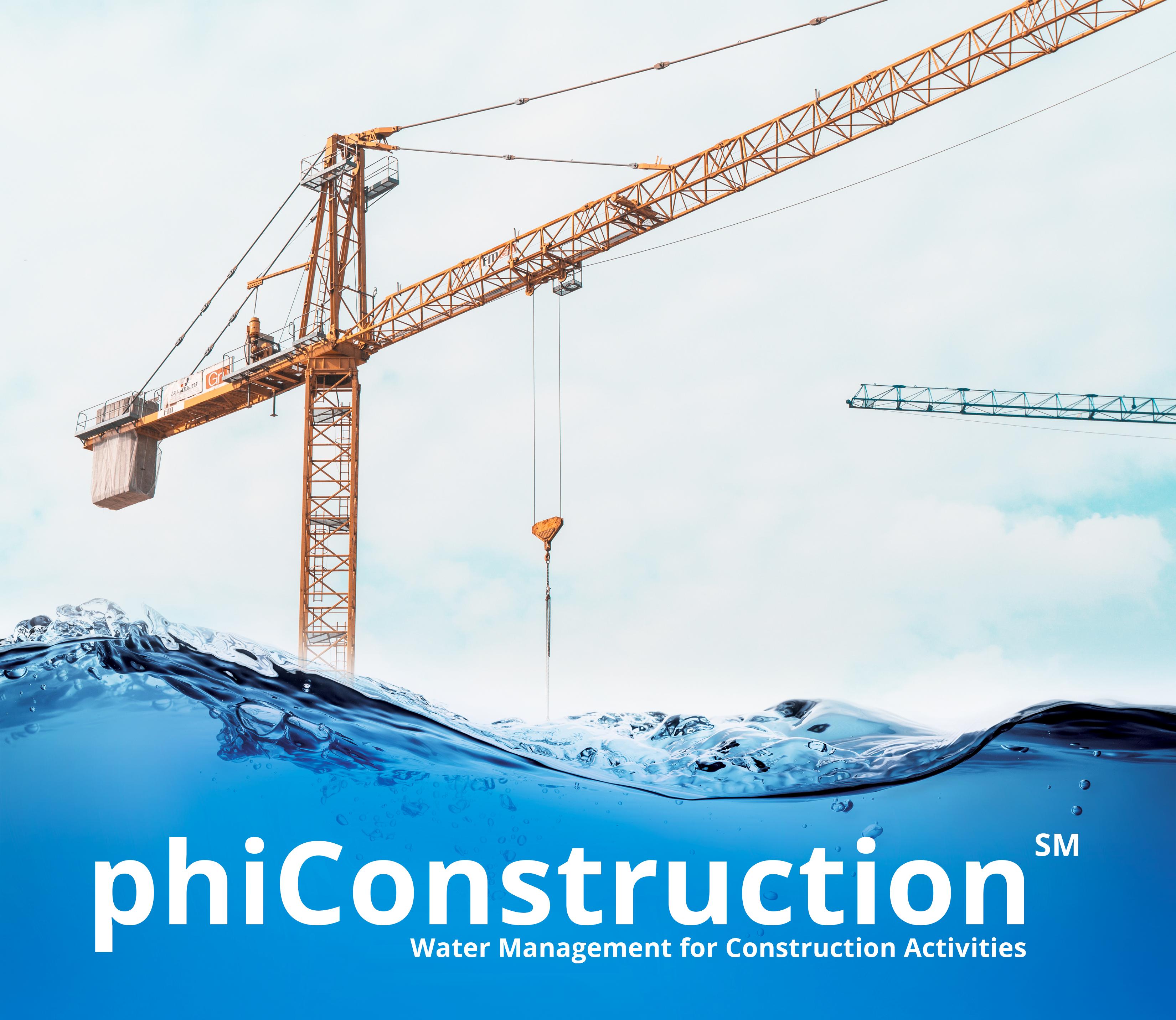phiConstruction + logo
